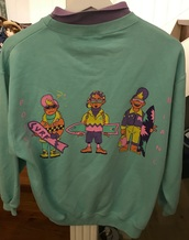 sweater,poivre blanc,purple,turquoise,surf,snowboarding,guys,france,80s style,90s style