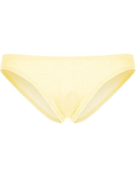 BOUND The Sign bikini bottoms in yellow
