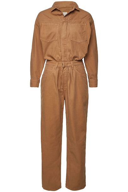 Citizens of Humanity Amber Denim Jumpsuit