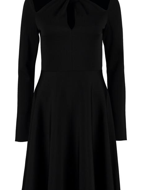 Givenchy Midi Viscose Dress in black
