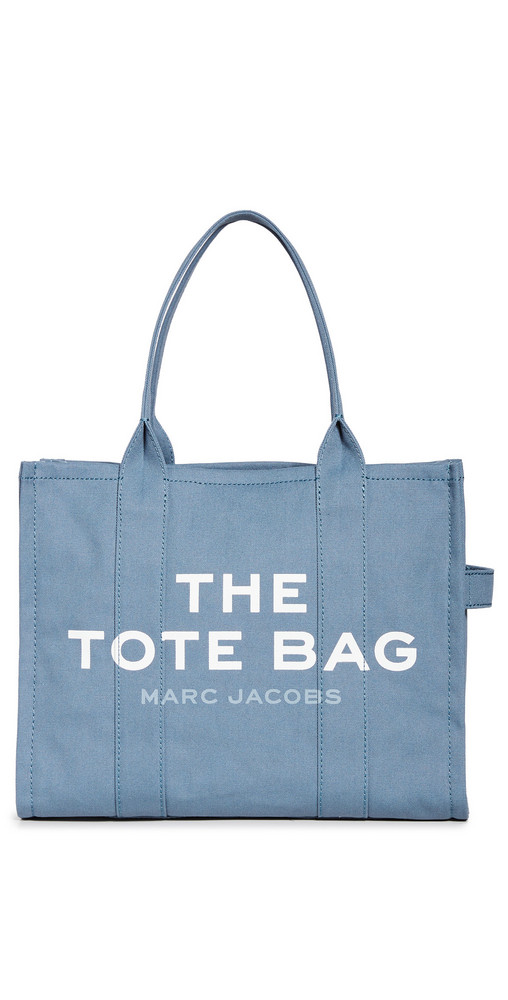 The Marc Jacobs Traveler Tote in blue