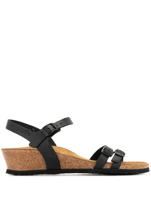 Birkenstock Lana sandals in black