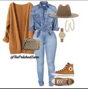 blouse,blue denim shirt