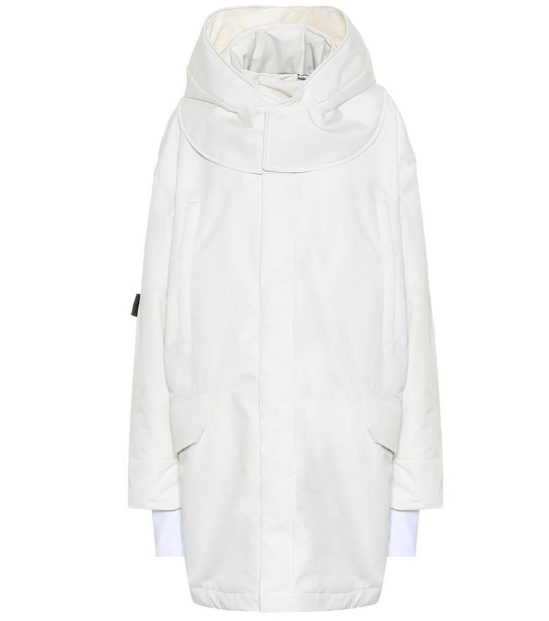 Raf Simons x Templa ski jacket in white