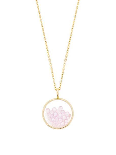 Aurélie Bidermann Fine Jewellery - Chivor Sapphire & 18kt Gold Necklace - Womens - Yellow Gold