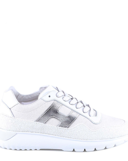Hogan H371 Interactive 3 Sneakers in white