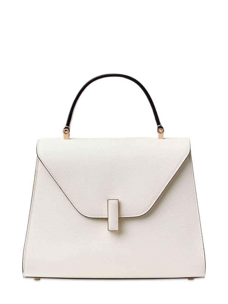VALEXTRA Medium Iside Soft Grained Leather Bag