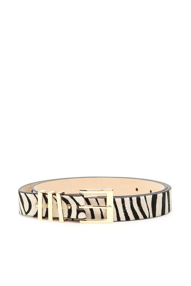 B-Low the Belt Richie Belt in gold / beige
