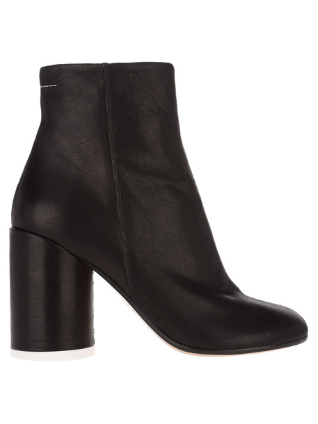 MM6 Maison Margiela Mm6 Ankle Boots in black