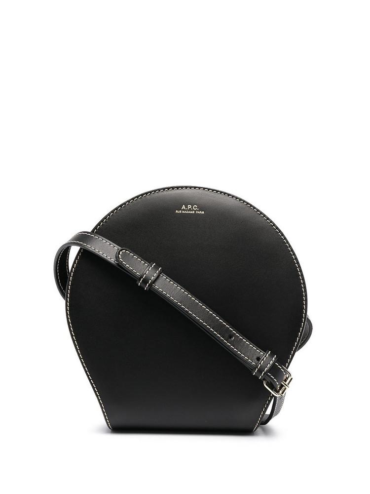 A.P.C. A.P.C. Myla crossbody bag - Black