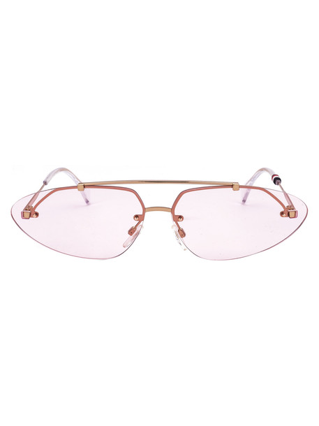 Tommy Hilfiger Sunglasses in gold / pink