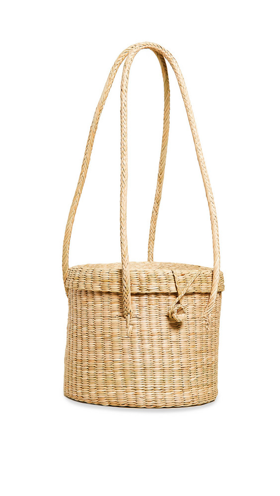 Pitusa Lima Bag in natural