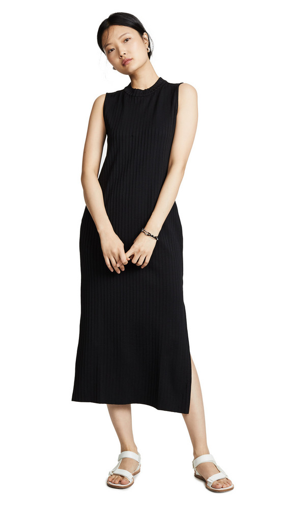 AYR The Long Weekend Dress in black