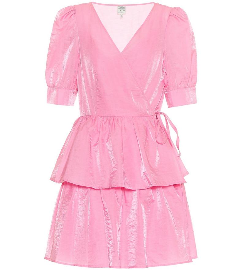 Baum und Pferdgarten Akiima satin minidress in pink