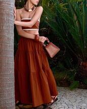 bag,skirt,top,shoes