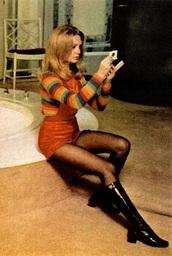 shirt,stripes,70s style,vintage