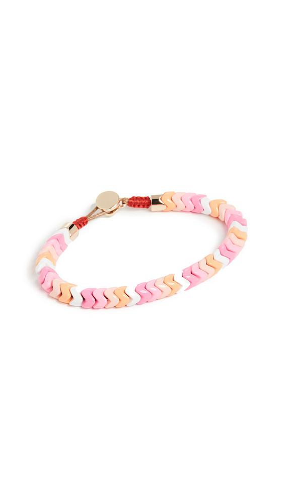 Roxanne Assoulin Pink Wave Bracelet in multi