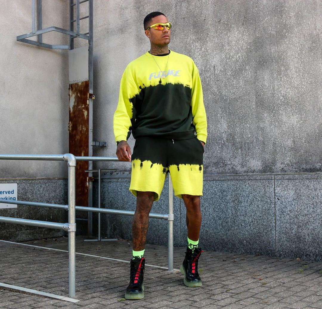 shorts sweater