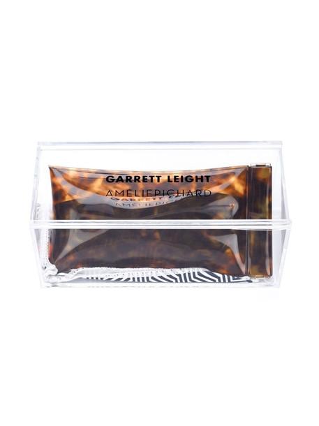 Garrett Leight x Amelie Pichard sunglasses in black