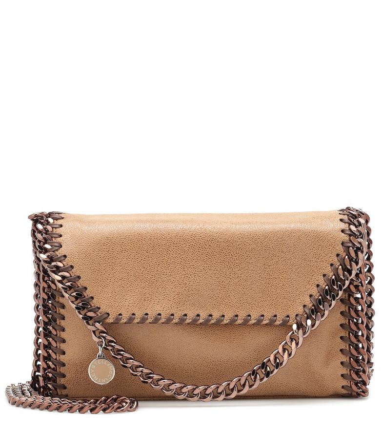 Stella McCartney Falabella shoulder bag in brown