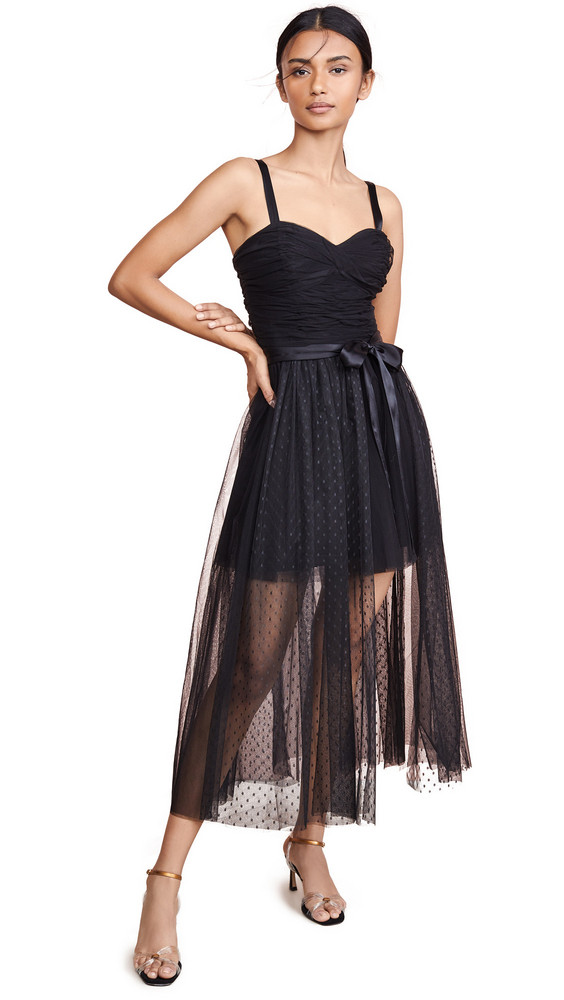Cinq a Sept Madelyn Dress in black