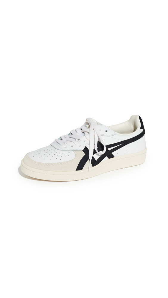 Onitsuka Tiger GSM Sneakers in black / white
