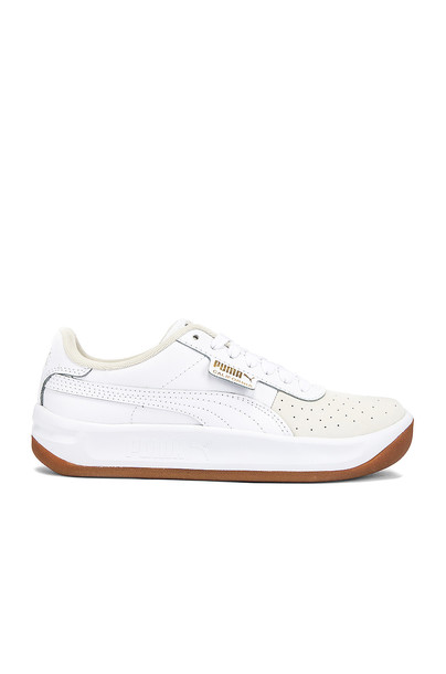 Puma California Exotic Sneaker in white