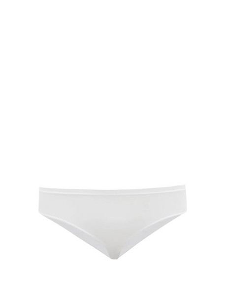 About - Core Modal-blend Briefs - Womens - White