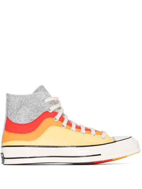 Converse CT70 high-top sneakers in grey