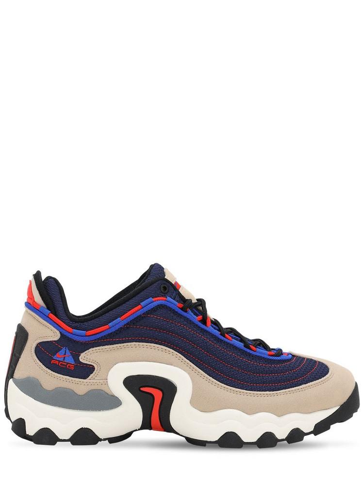 NIKE ACG Acg Air Skarn Sneakers in blue / sand
