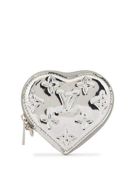 Louis Vuitton pre-owned Porte Monnaie Coeur Coin Purse in silver