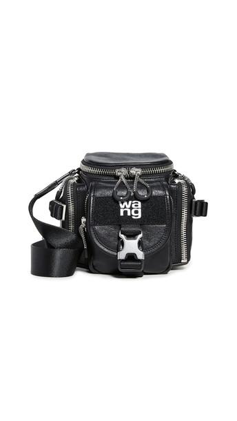 Alexander Wang Surplus Camera Bag in black