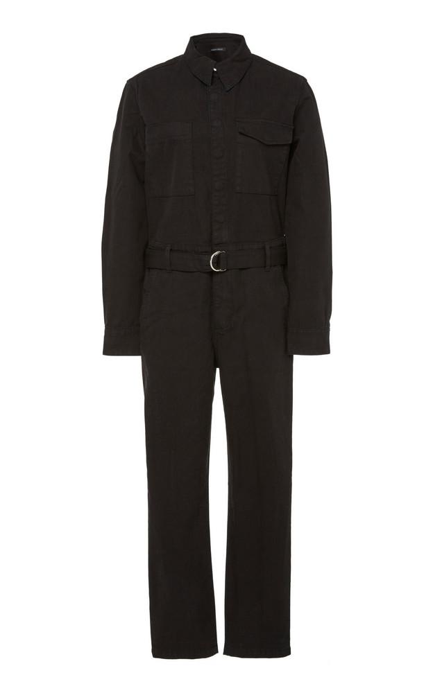 Nobody Denim Studio Jumpsuit in black