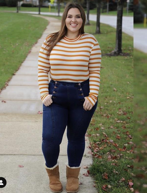 shirt jeans blue denim tight pants