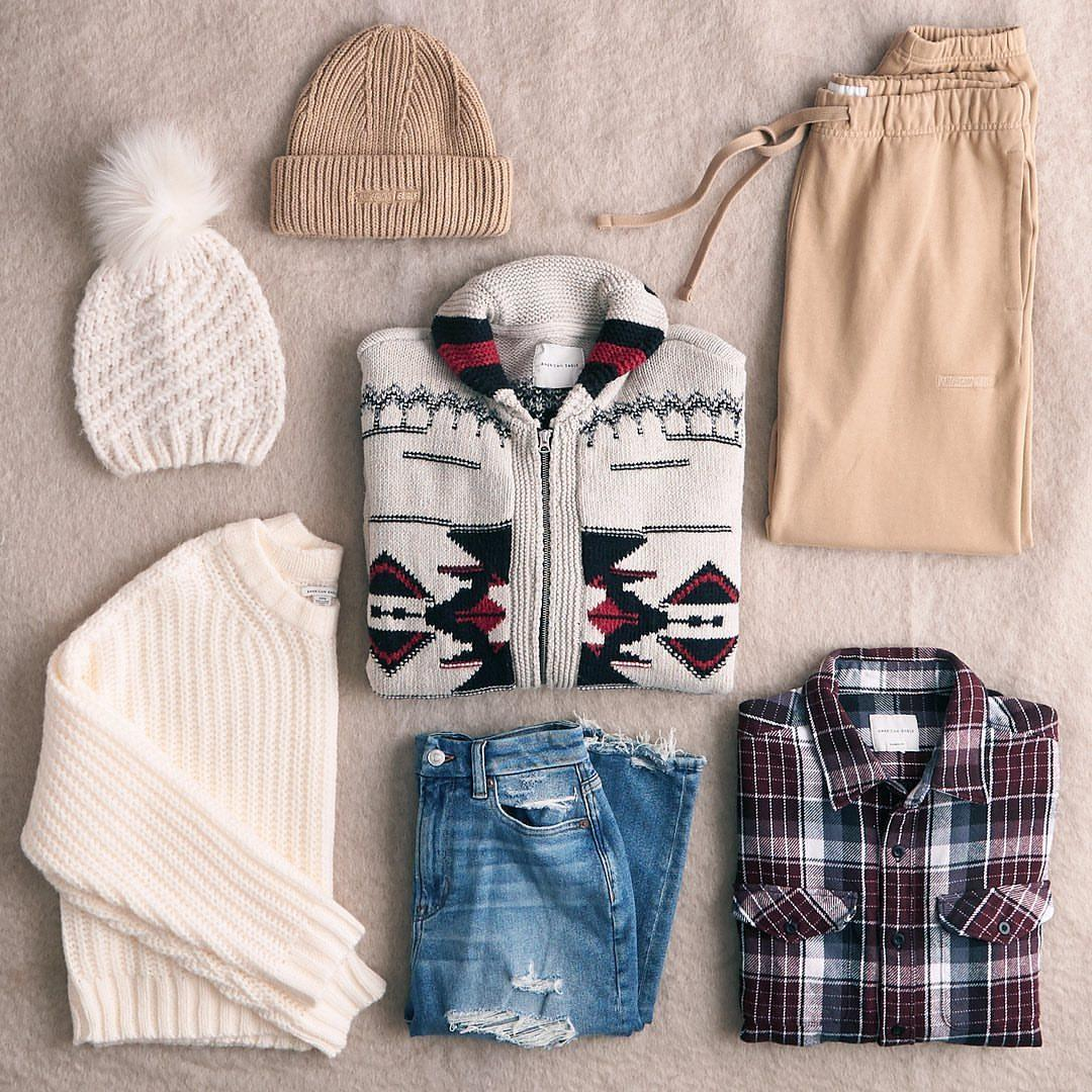 hat sweater top