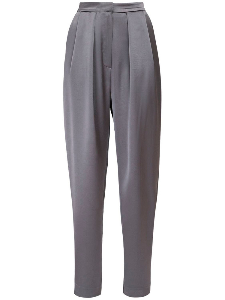 IN THE MOOD FOR LOVE Ceres Satin Pants in grey