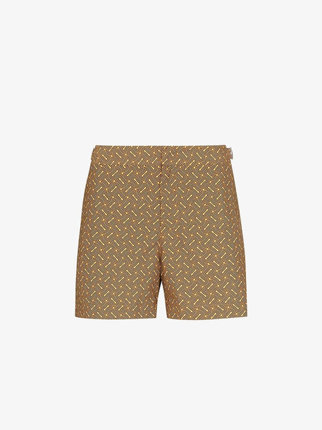 Orlebar Brown setter nerano graphic print swim shorts