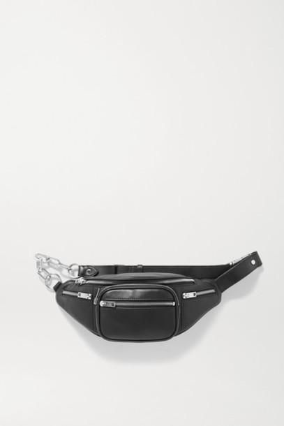 Alexander Wang - Attica Leather Belt Bag - Black