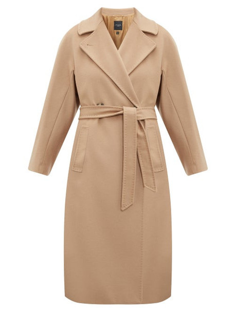 Weekend Max Mara - Ottanta Coat - Womens - Camel
