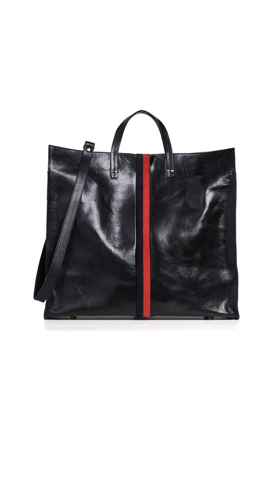 Clare V. Clare V. Simple Tote Bag in black
