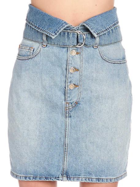 Iro Skirt in blue