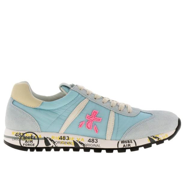 Premiata Sneakers Shoes Women Premiata in blue