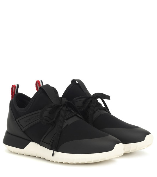 Moncler Meline sneakers in black