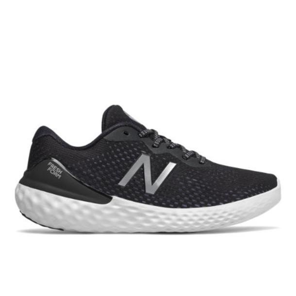 New Balance Fresh Foam 1365 Women's US Site Exclusions Shoes - Black/Purple/Silver (WW1365LH)