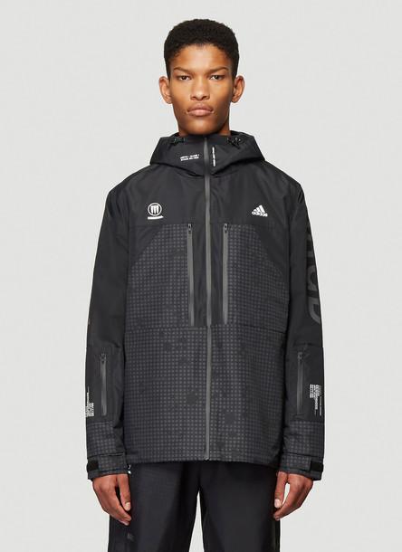 Adidas By Neighborhood Running Jacket in Black size S