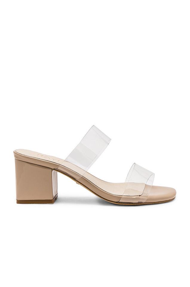 RAYE Bardot Heel in beige