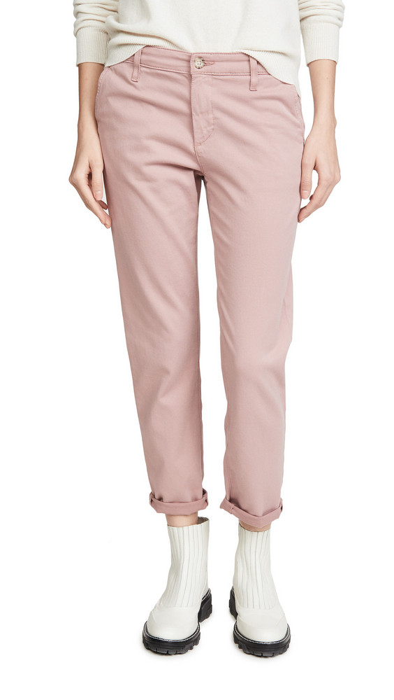AG Caden Trousers in rose