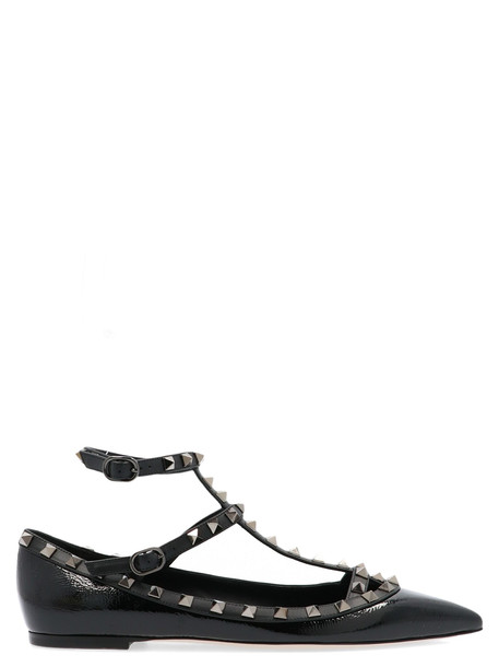 Valentino Garavani rockstud Shoes in black