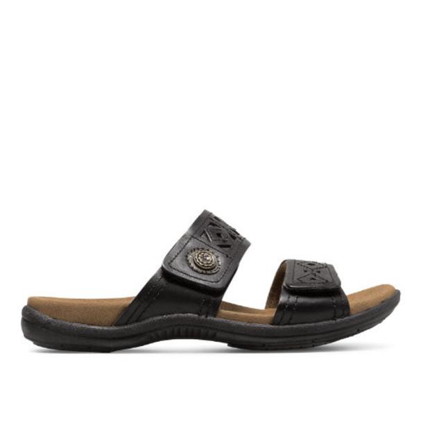 Cobb Hill RevSoul Women's Sandals - Black Multi (CBP16BKM)