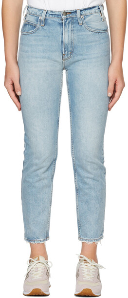 Museum of Peace & Quiet Blue FRAME Edition Tapered Jeans